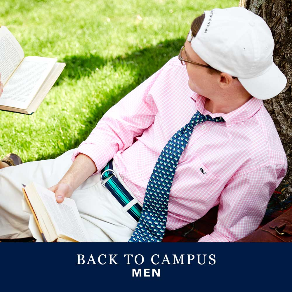 Back To Campus - Mens