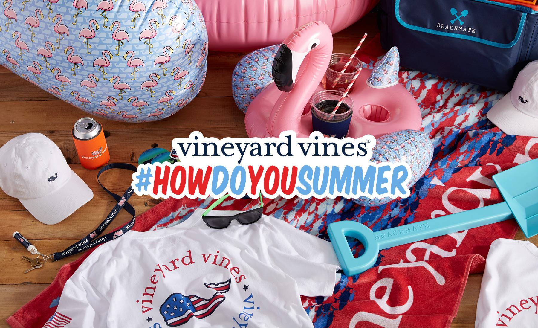 vineyard vines #howdoyousummer