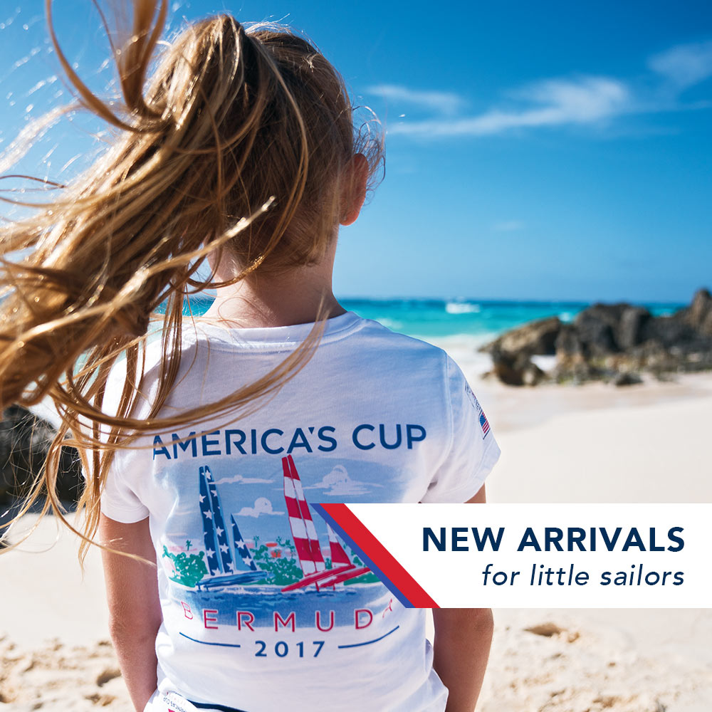 New Arrivals for Little Sailors