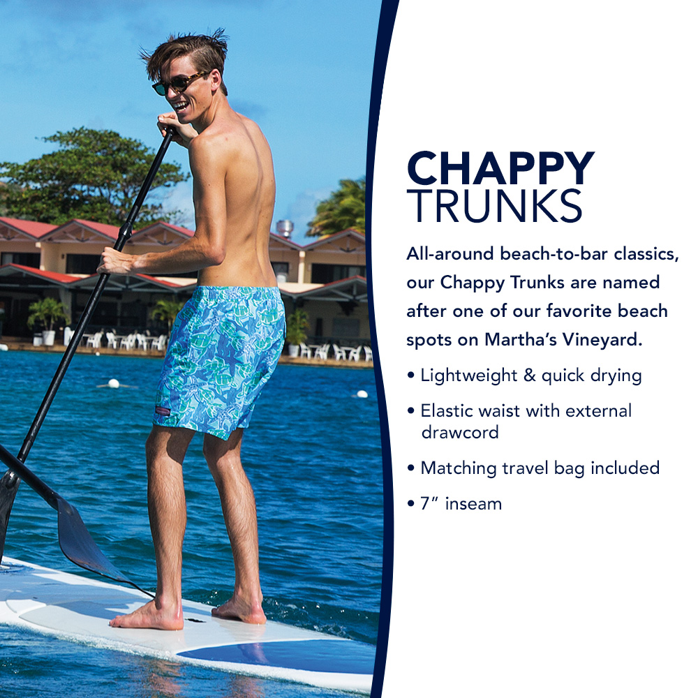 Chappy Trunks
