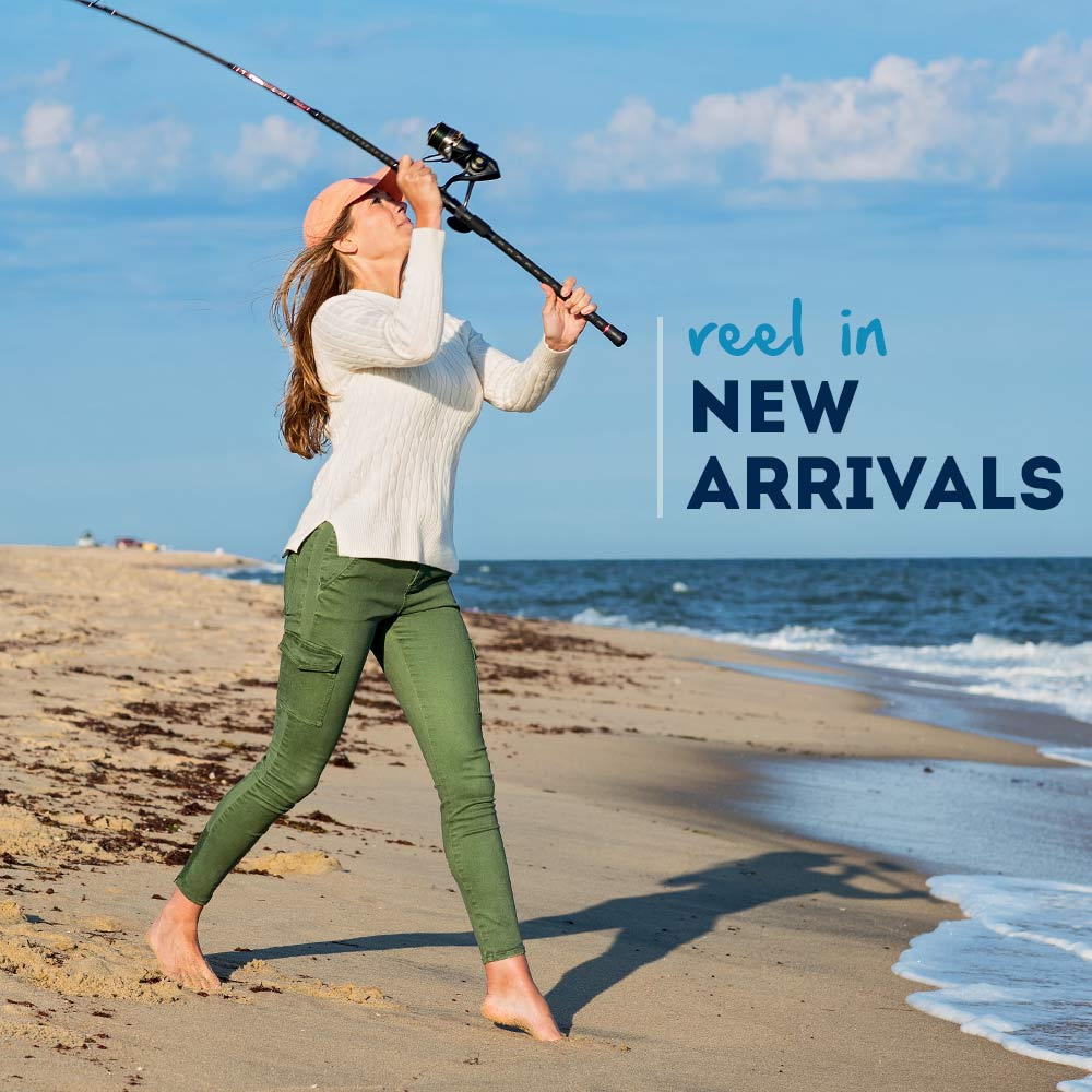 Reel in New Arrivals. New Arrivals for Women.