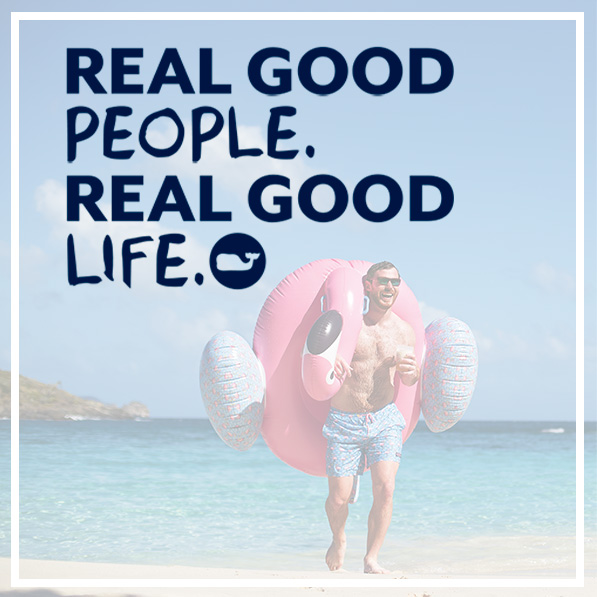 Real Good People. Real Good Life.