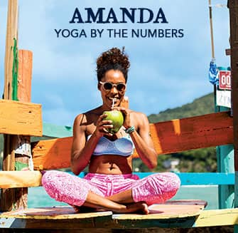 Amanda: Yoga By the Numbers