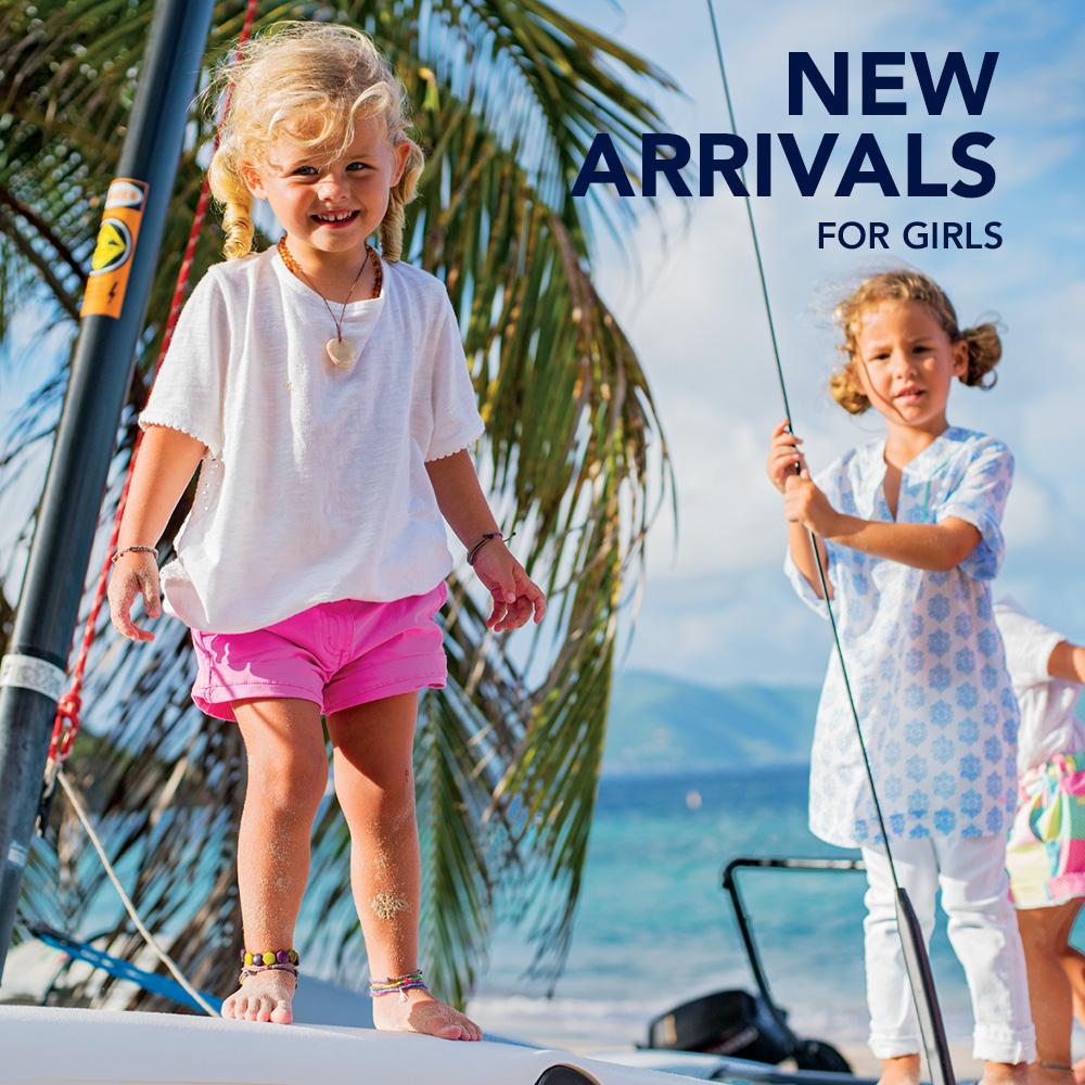 New Arrivals for Girls