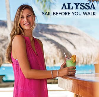 Alyssa: Sail Before You Walk