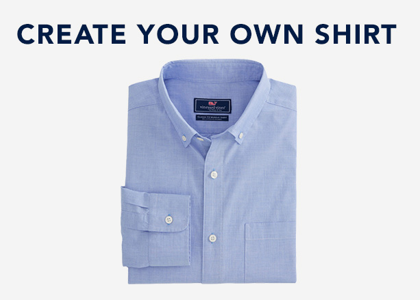 Create your own shirt. Shop now.