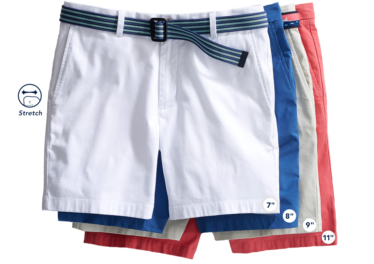 32 pairs of shorts for the Good Life.
