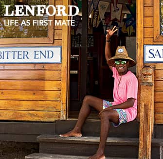 Lenford: Life as First Mate