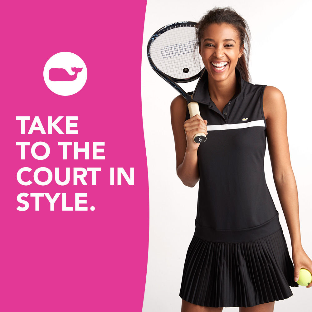 Take to the Court in Style!