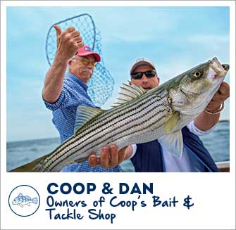 Coop & Dan: Owners of Coop's Bait & Tackle Shop