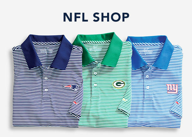 NFL shop. Shop now.