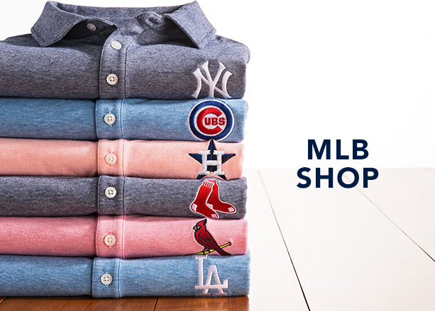 MLB shop. Shop now.