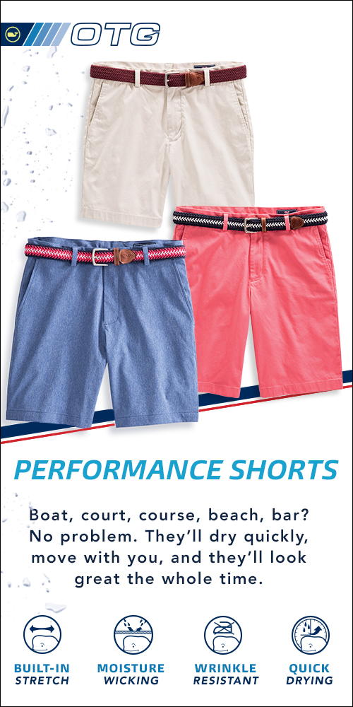 Performance shorts. Product information about Men's performance shorts.