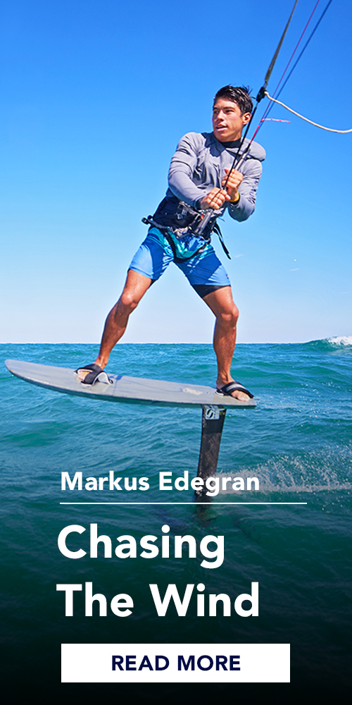 Learn more about our friend Markus.
