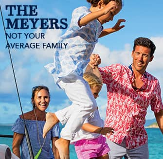 The Meyers: Not Your Average Family