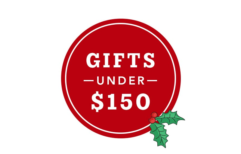 Gifts under $150. Shop now.