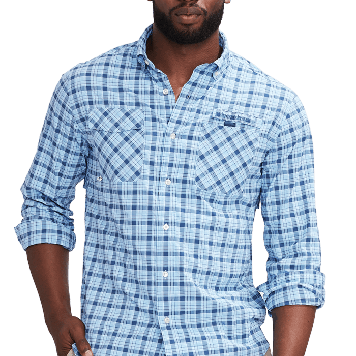 32dcf36a4ce Men's Long- and Short-Sleeve Button-Down Shirts at vineyard vines