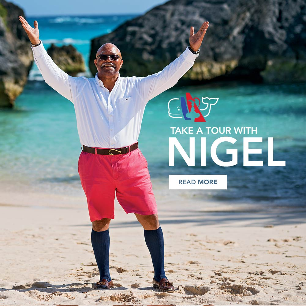 Take a Tour with Nigel. Read More!