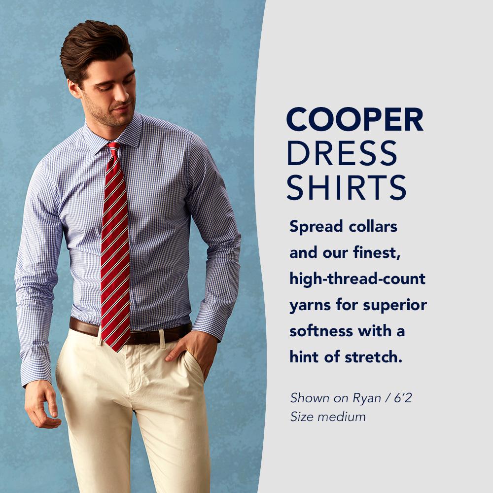 Cooper Shirts