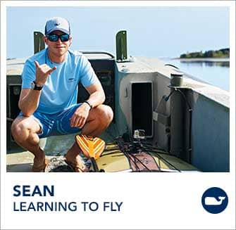 Sean: Learning to Fly