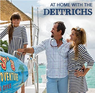 At Home with the Deitrichs