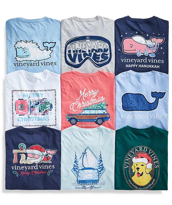 vineyard vines t-shirts