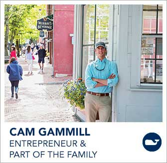 Cam Gammill: Entrepreneur & Part of the Family