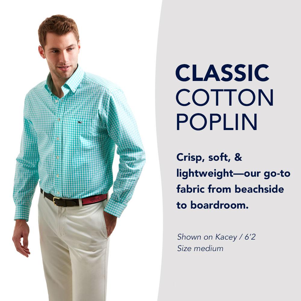 Classic Cotton Sport Shirts