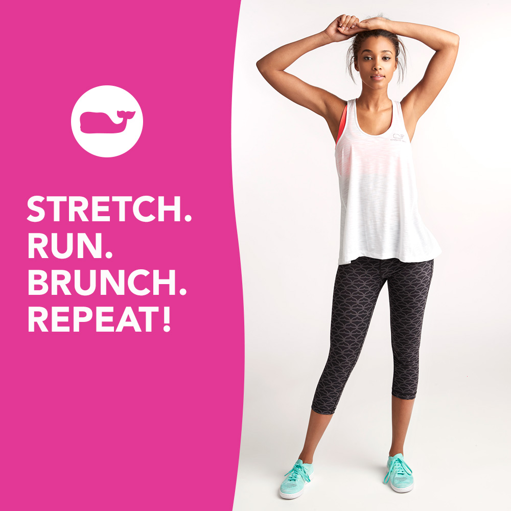 Stretch. Run. Brunch. Repeat!
