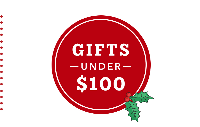 Gifts under $100. Shop now.