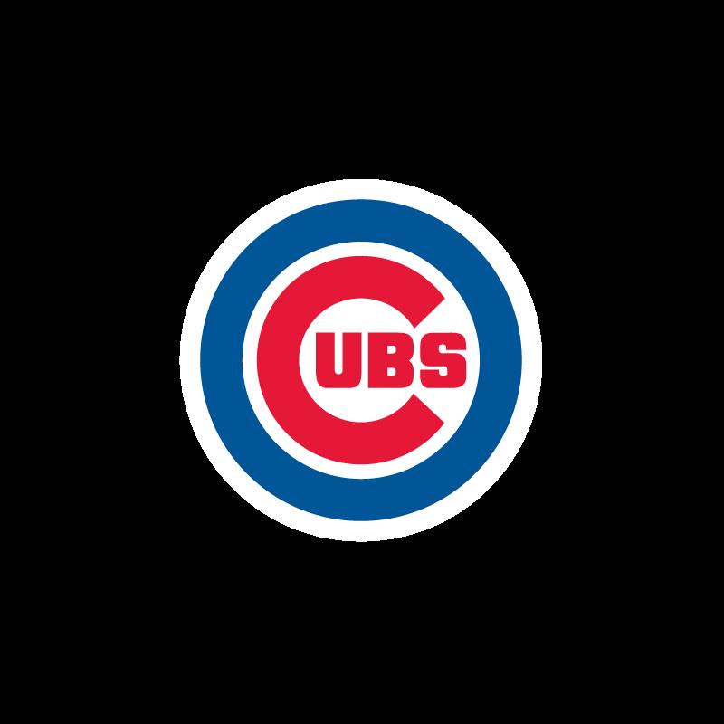 71cea57e6c9 Chicago Cubs Mens Winstead Stripe Sankaty Performance Polo Cubs Logo