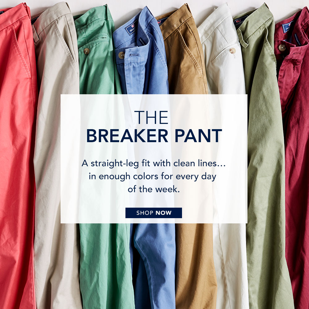 Mens Breaker Pants