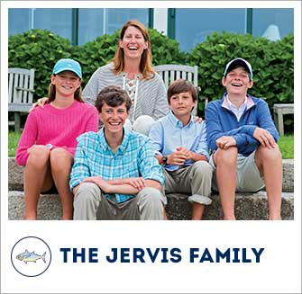 The Jervis Family