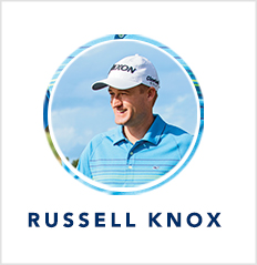 Russell Knox.
