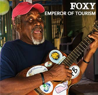 Foxy: Emperor of Tourism
