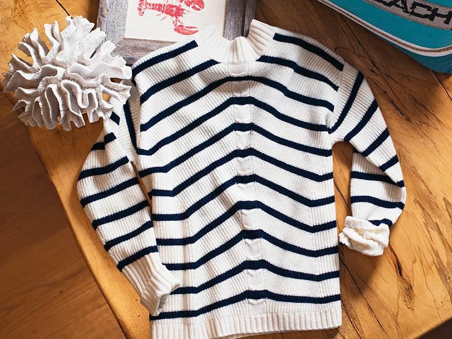 Women's sweaters.