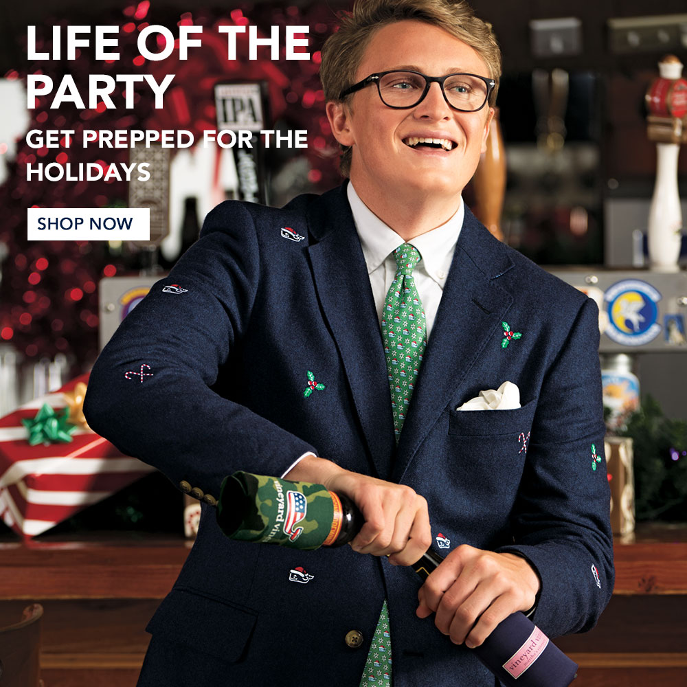 Life of the Party. Get Prepped for the Holidays
