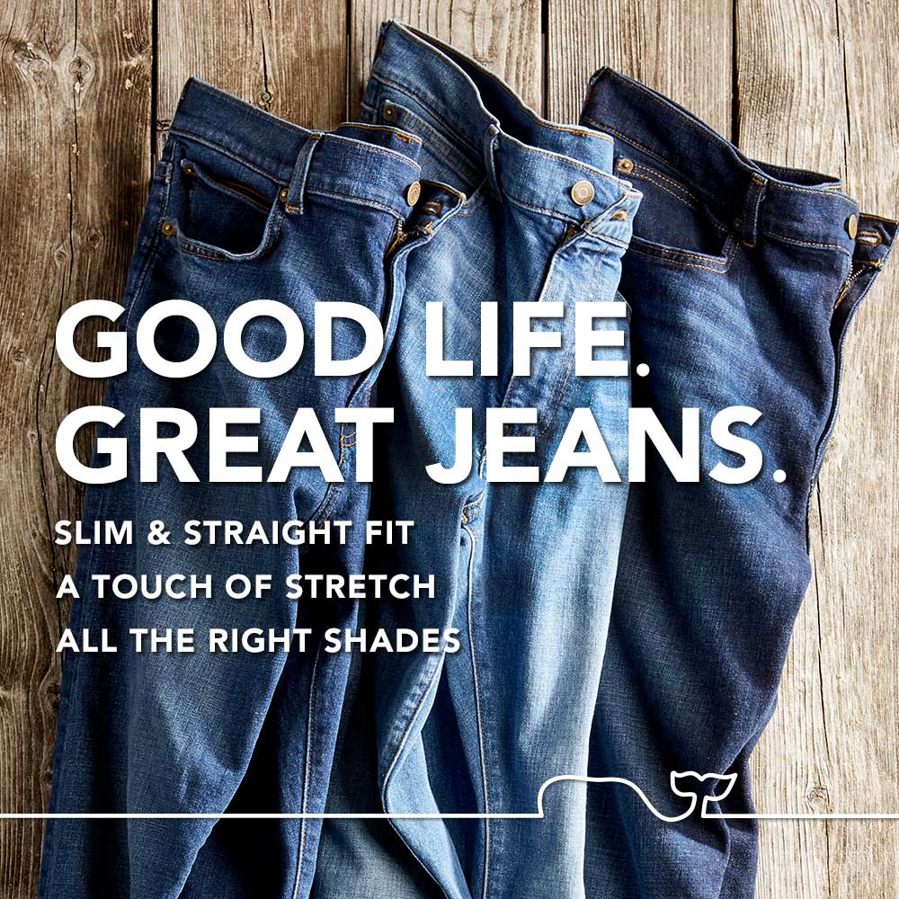 Good Life. Great Jeans.
