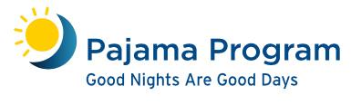 Pajama Program logo.