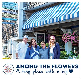 Among the Flowers: A tiny place with a big heart