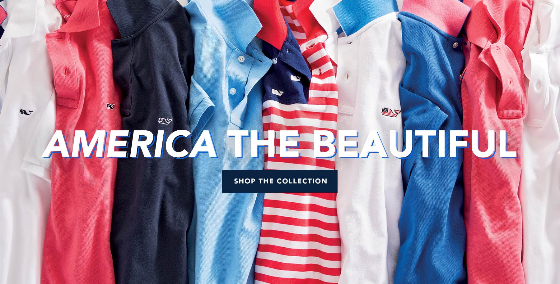 America the beautiful. Shop the collection.
