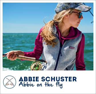 Abbie Schuster: Abbie on the fly