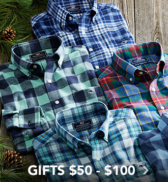 Gifts: $50 - $100