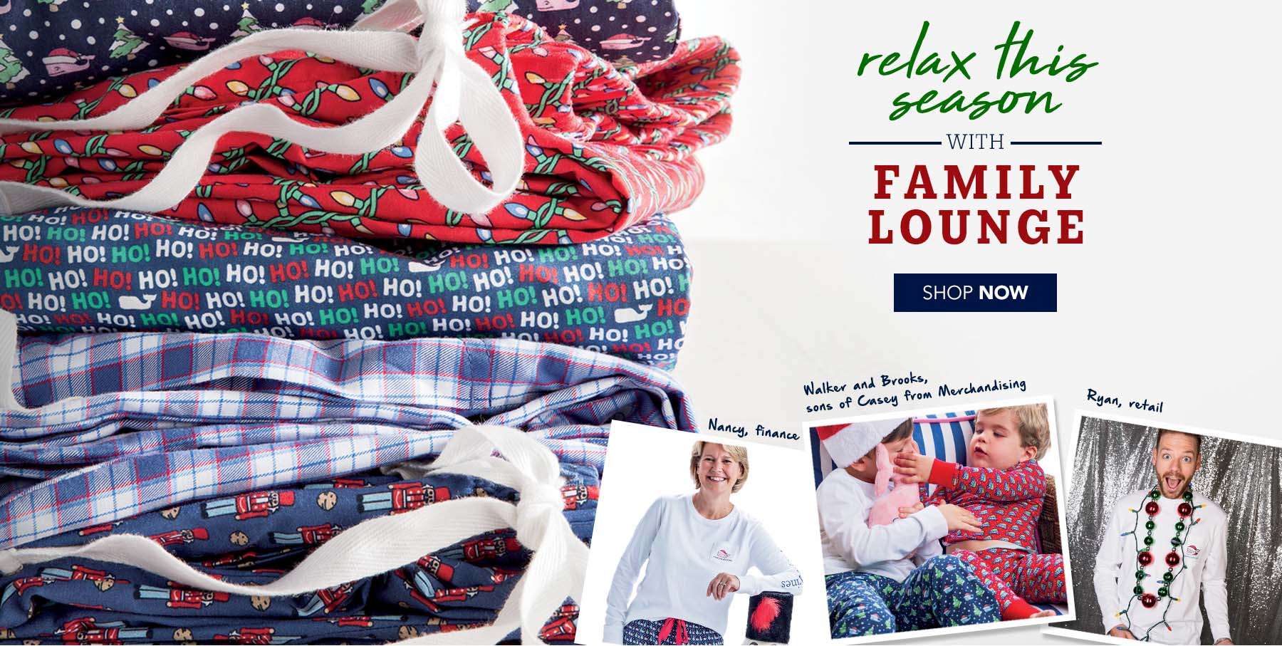 Relax this season with family lounge. Shop lounge.