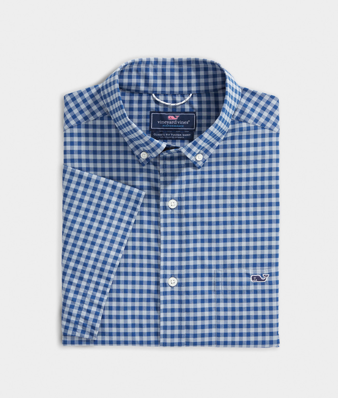 Vineyard vines Men/'s Classic Fit 5 poches toile solide Otter Pantalon Marron