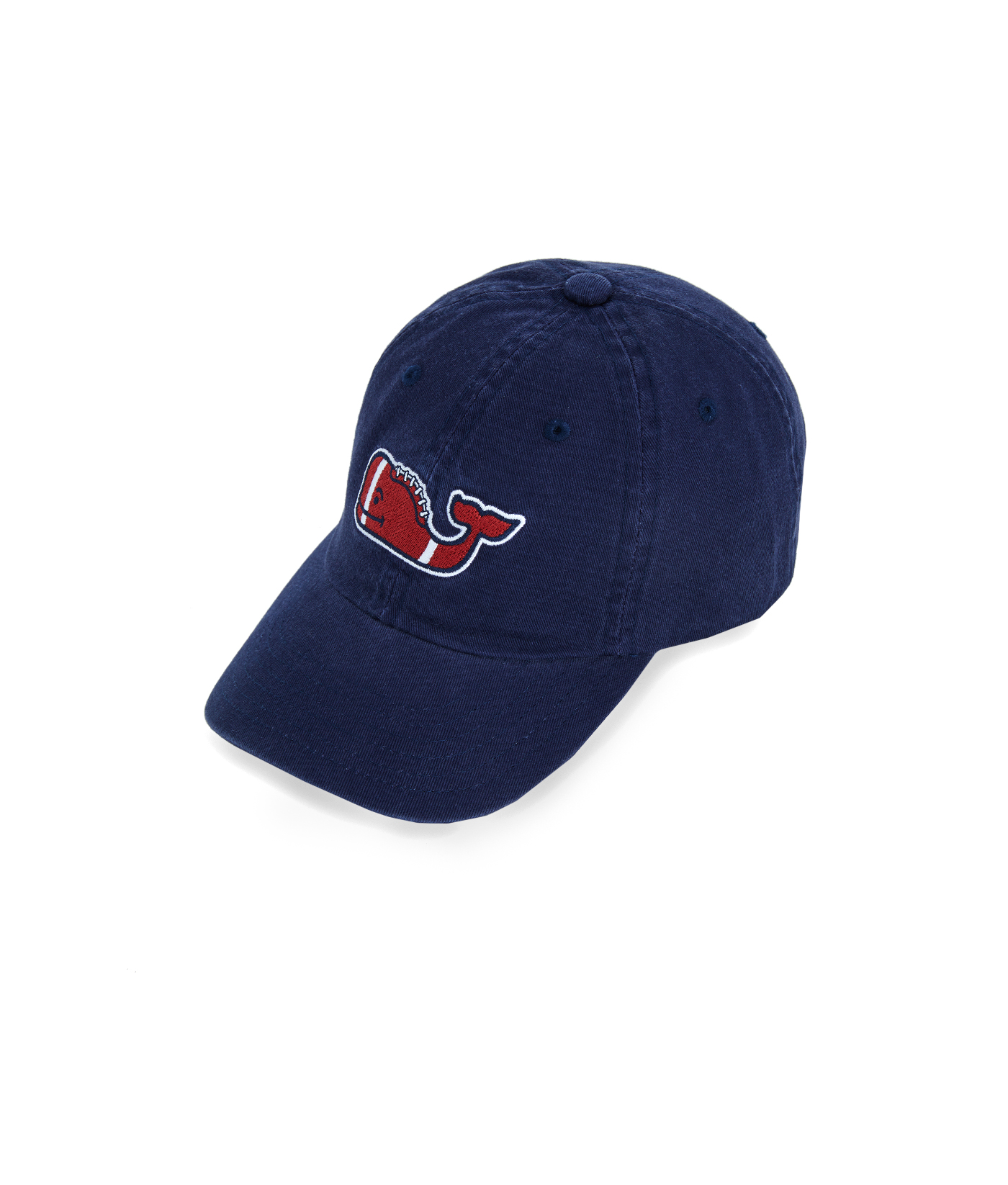 Kids Football Whale Baseball Hat