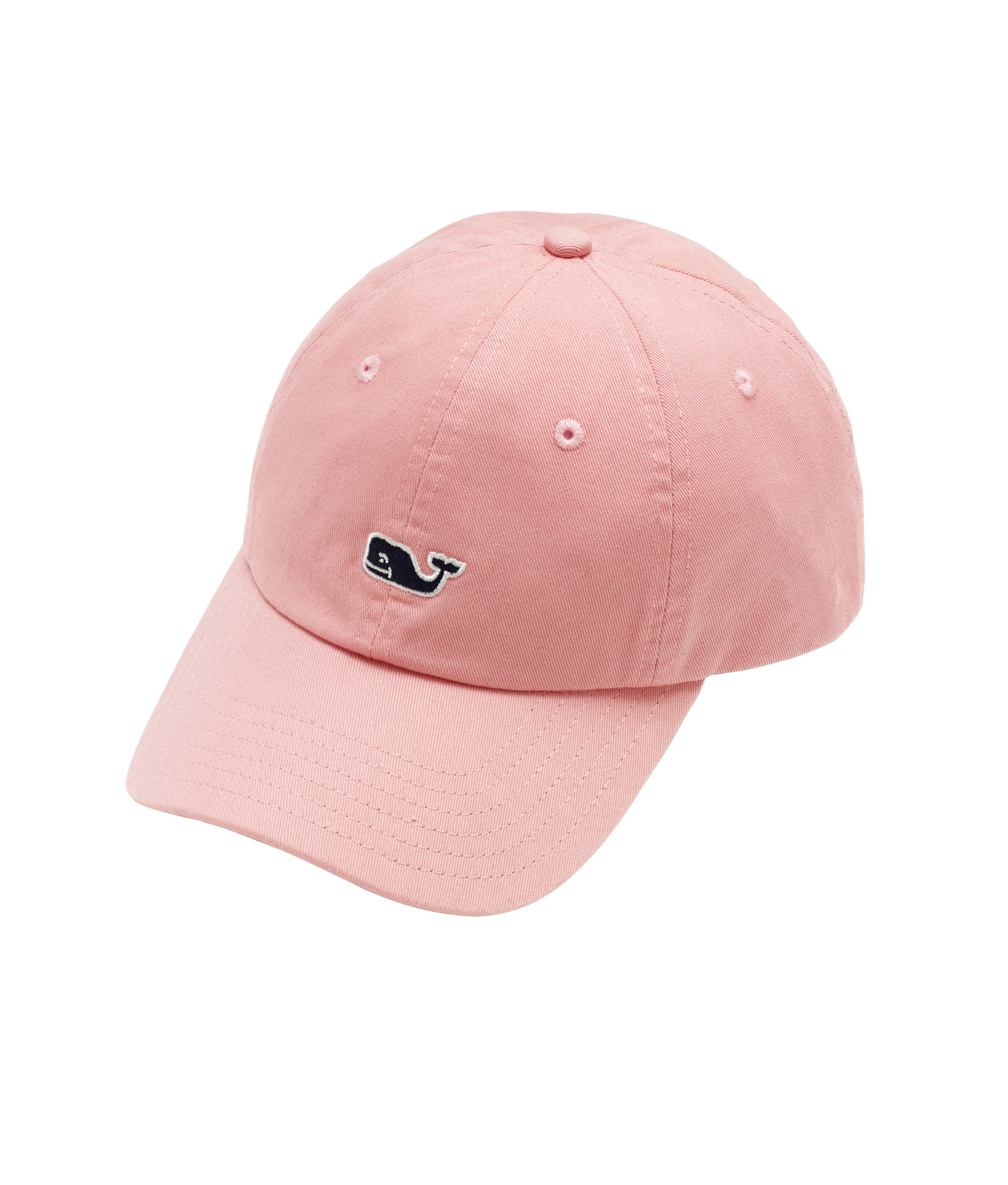 934743806803a Shop Signature Whale Logo Baseball Hat at vineyard vines