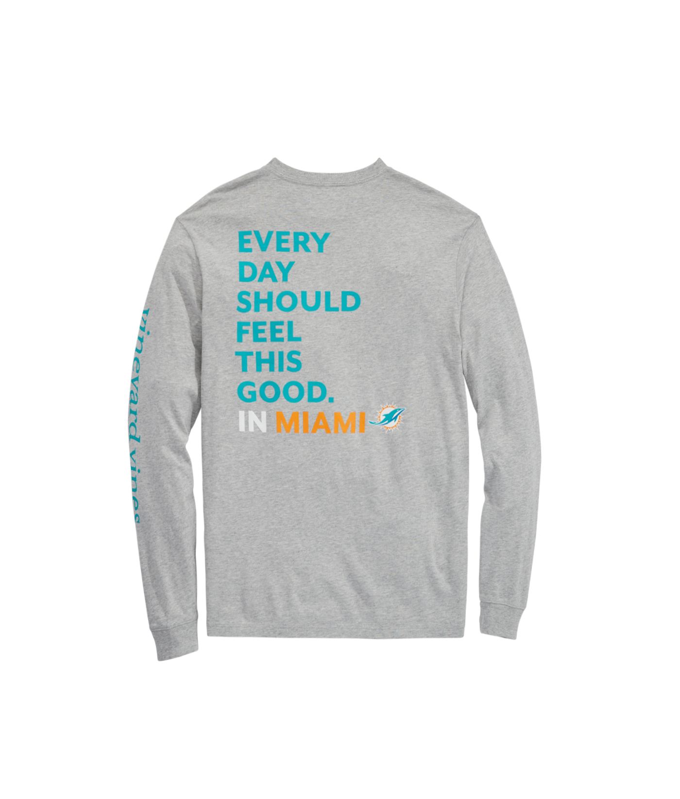 miami dolphins long sleeve t shirt